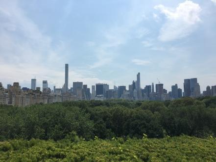 July - New York City